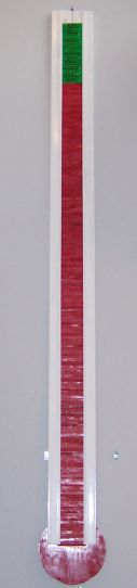 Picture of thermometer in Post Office